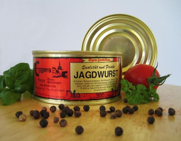 Jagdwurst