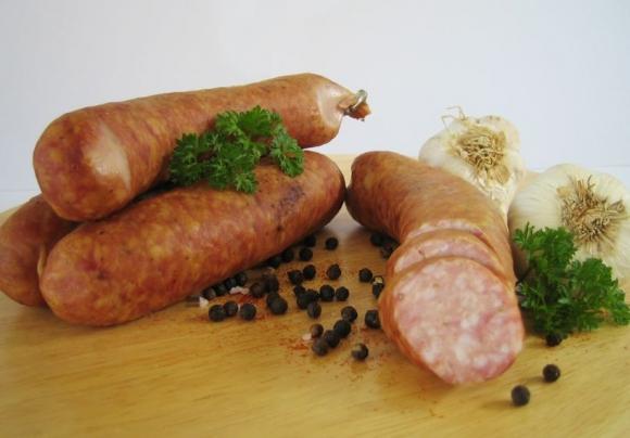 Harzer Schmorwurst